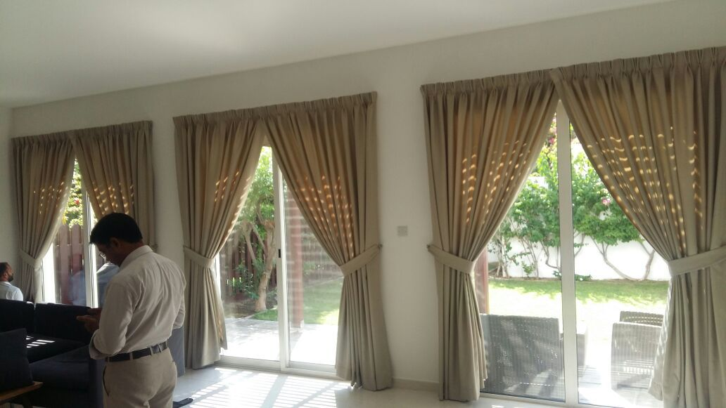 Living Area Curtains